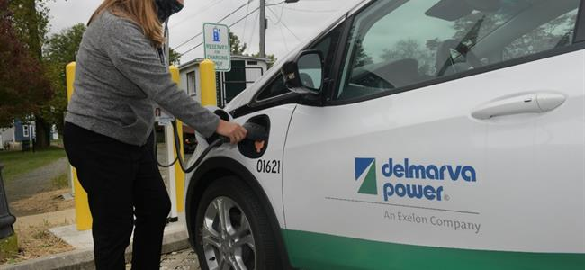 Installing Electric Vehicle Chargers